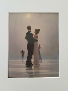 Jack Vettriano Dance me to the end of love Mounted Art Print Special Offer NEW