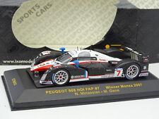 Ixo 1/43 - Peugeot 908 HDI FAP Nº7 Winner Monza 2007