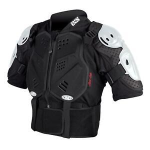 iXS Kinder Protektor Jacke Hammer Mountainbike Enduro Kids BMX Trail Kurzarm
