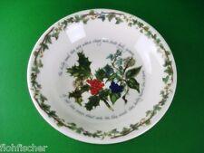 Pastateller/ Gemüseschale/ Salatschale The Holly and the Ivy Portmeirion
