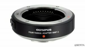 USED Olympus MMF-3 4/3 to Micro 4/3 Adapter epacket 7427457069085