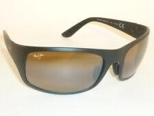 Brand New Authentic Polarized MAUI JIM HALEAKALA Sunglasses  H419-2M Bronze Lens