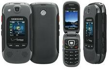 Samsung Convoy 3 SCH-U680 -Grey c(Verizon) Rugged Flip Cell Phone(Page Plus)