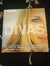 Promo CD Divas Pink Dido Avril Lavigne Victora Beckham Kylie Dionne Wariwick