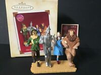 "Hallmark Keepsake Ornament 2005 ""Off to See the Wizard"" The Wizard of Oz"