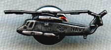 1960s US Navy Helicopter Qualification Pin