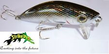mustang minnow pesce artificiale pesca spinning luccio black bass mg018 010A