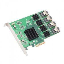 Syba SI-PEX40097 16 Port SATA PCI-e 2.0 x4 Controller Card