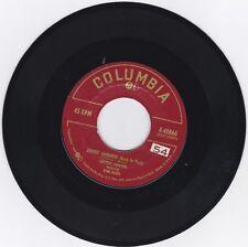 HALLOWEEN 45RPM - CALYPSO CARNIVAL ON COLUMBIA - RARE!