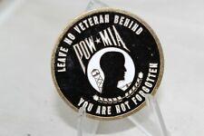 Philadelphia Veterans Court Pow Mia Challenge Coin