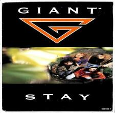 "Giant - Stay - 7"" Record Single"