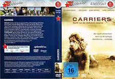 (DVD) Carriers - Flucht vor der tödlichen Seuche - Lou Taylor Pucci, Chris Pine