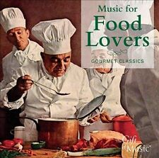 Music for Food Lovers, New Music