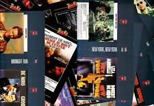 lot  12 documents- jaquettes videos -Robert De Niro -  bon etat