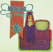 Original Vintage Michelob Beer Iron On Transfer