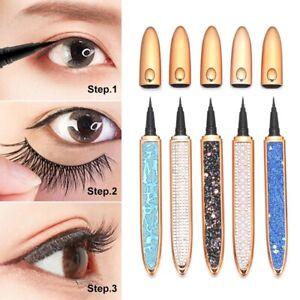 Magical Self-Adhesive Eyeliner Pen Waterproof No Glue Pen Needed Eyeliner