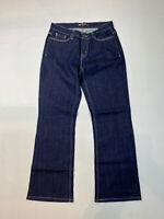 LEVI'S 529 CURVY BOOTCUT Jeans - W32 L32 - Blue - Great Condition - Women's