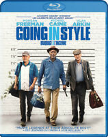 GOING IN STYLE (BLU-RAY + DVD + DIGITAL COPY) (BLU-RAY) (BILINGUAL) (BLU-RAY)