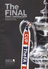 2005 FA CUP FINAL ARSENAL v MAN UTD