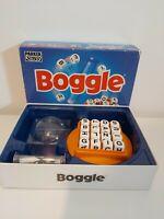 Vintage Boggle Game Family Board Game Complete