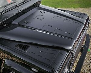 Land Rover Defender Twin-Layered Bonnet Armour - Uproar 4x4