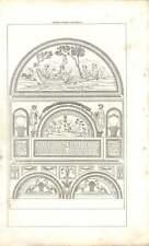 1840 Ancient Roman Ornament 3