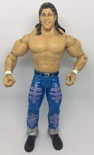 JOHN MORRISON wwe jakks USED RUTHLESS AGGESSION wrestling FIGURE wwf ra wrestler