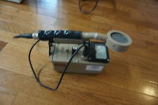 Ludlum  3 survey meter geiger counter radiometer 44-9 pancake probe P-32 S-35