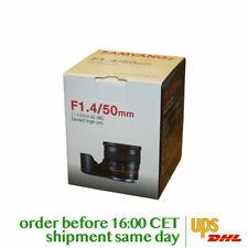 Samyang 50mm F1.4 AS UMC for Fuji X