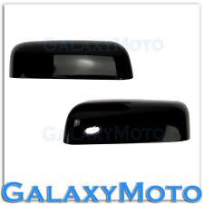 09-14 Ford F150 Truck Factory Gloss Black Top Half Mirror Cover Caps Trim Pair