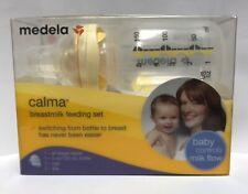 Medela Calma Breastmilk Feeding Set with 5 oz Bottle, 1 Count