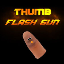 Thumb Flash Gun - Rechargeable Fire Magic Accessories Stage Magic Trick Illusion