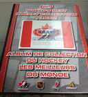 1997 97-98 Kraft World's Best hockey collectors album (cards not included)