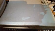 Daewoo Video VHS Cassette Recorder/DVD Player SD 8100P Combi used spares repair