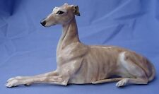 Whippet Italian Greyhound Dog Eve Pearce England 8""
