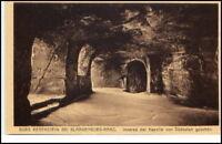 BLANKENBURG ~1910/20 Regenstein Burg Castle Kapelle alte Postkarte