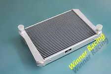 Fit MG MIDGET 1275 MT 1967-1974 ALUMINUM RADIATOR 40MM DUAL CORE