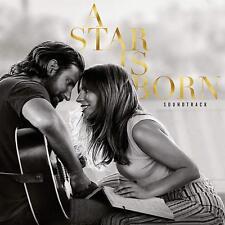 A STAR IS BORN - Soundtrack Bradley Cooper Lady Gaga CD *NEW* 2018