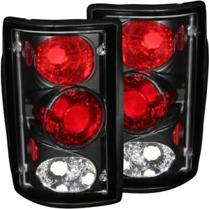 211051 Anzo Tail Lights Lamps Set of 2 Driver & Passenger Side New LH RH Pair