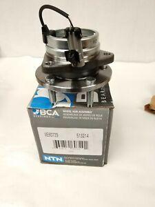 NEW NTN ~ BCA ~ Wheel Bearing and Hub Assembly Front Bearing - WE60729