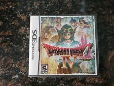 Dragon Quest IV 4: Chapters of the Chosen (Nintendo DS)(*NEW*FAST*SHIPPING)