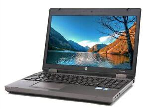 HP ProBook 6560b Core i5 2.5 Ghz 2nd Gen 4 GB RAM 640 GB HDD Win8