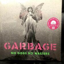 "GARBAGE ""NO GODS NO MASTERS"" LP RSD 2021 ALT COVER/COLR VINYL (BUTCH VIG)"