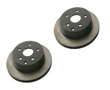 For Mazda RX-7 93-95 Set of 2 Rear Disc Brake Rotors OPparts 405 32 121