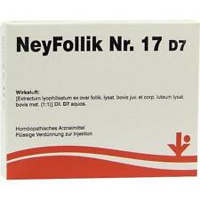 NEYFOLLIK Nr.17 D 7 Ampullen 5X2ml PZN 6486564