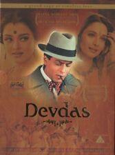 DEVDAS - RARE EROS BOLLYWOOD 3 DVD COLLECTORS EDITION HINDI & ENGLISH VERSIONS.