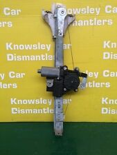 FORD MONDEO MK3 2000-07 NEAR SIDE REAR WINDOW REGULATOR & MOTOR 031 821 773