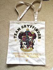 Harry Potter 'Gryffindor Team' Reusable Shopping Bag Christmas Gift Primark