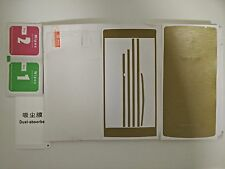 OPPO Find 7 Full Body Gold Sticker Film