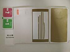 OPPO Find 7 Full Body Gold Sticker Film